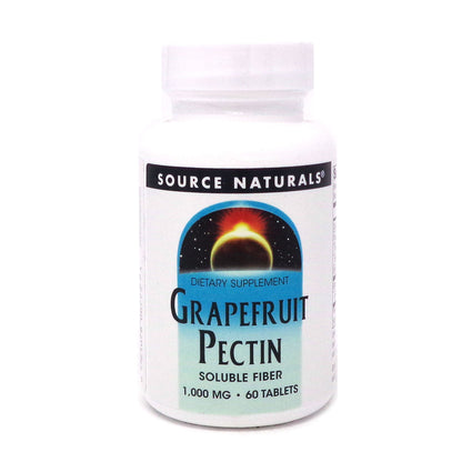 Source Naturals Grapefruit Pectin 1000 mg - 60 Tablet