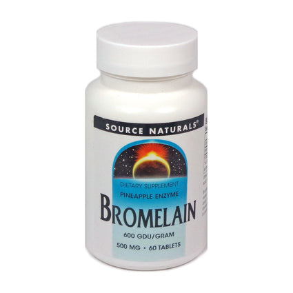 Source Naturals Bromelain 500 mg - 60 Tablet