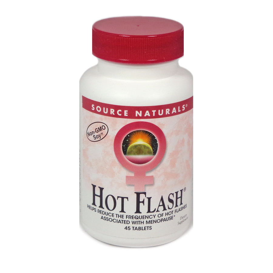 Source Naturals Eternal Woman Hot Flash - 45 Tablet