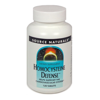 Source Naturals Homocysteine Defense - 120 Tablet