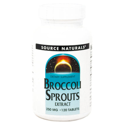 Source Naturals Broccoli Sprouts Extract By  - 120 Tablet