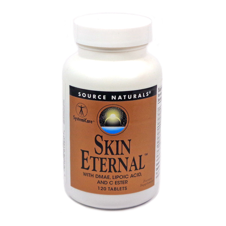 Skin Eternal by Source Naturals 120 Tablets