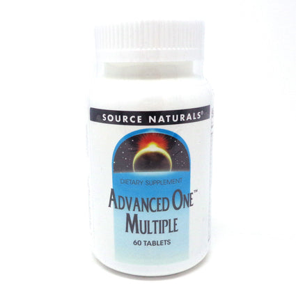 Source Naturals Advanced One Multiple - 60 Tablets