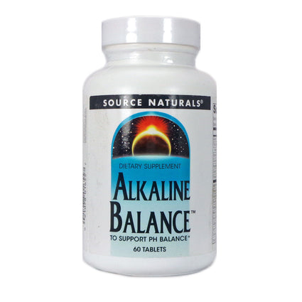 Source Naturals Alkaline Balance - 60 Tablet