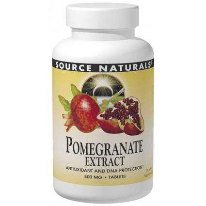 Source Naturals Pomegranate Extract 500mg 240 Tablet