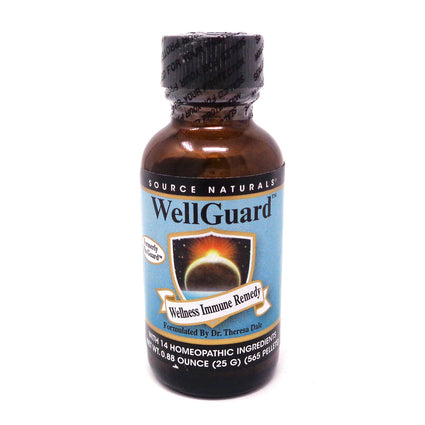 Source Naturals WellGuard - 565 Pellets