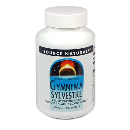 Source Naturals Gymnema Sylvestre 450 mg - 120 Tablet