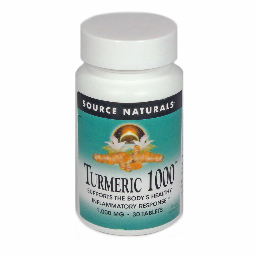 Source Naturals Turmeric 1000 1000 mg - 30 Tablet