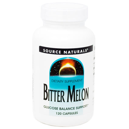 Bitter Melon 500mg By Source Naturals - 120 Capsule