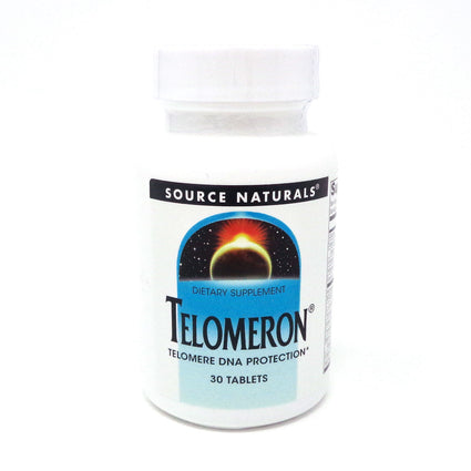 Telomeron By Source Naturals - 30 Tablet