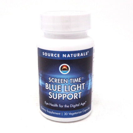 Source Naturals - Screen Time Blue Light Support 30 capsules