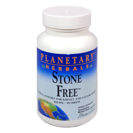 DISCONTINUED Stone Free By Planetary Herbals - 90 Tablets