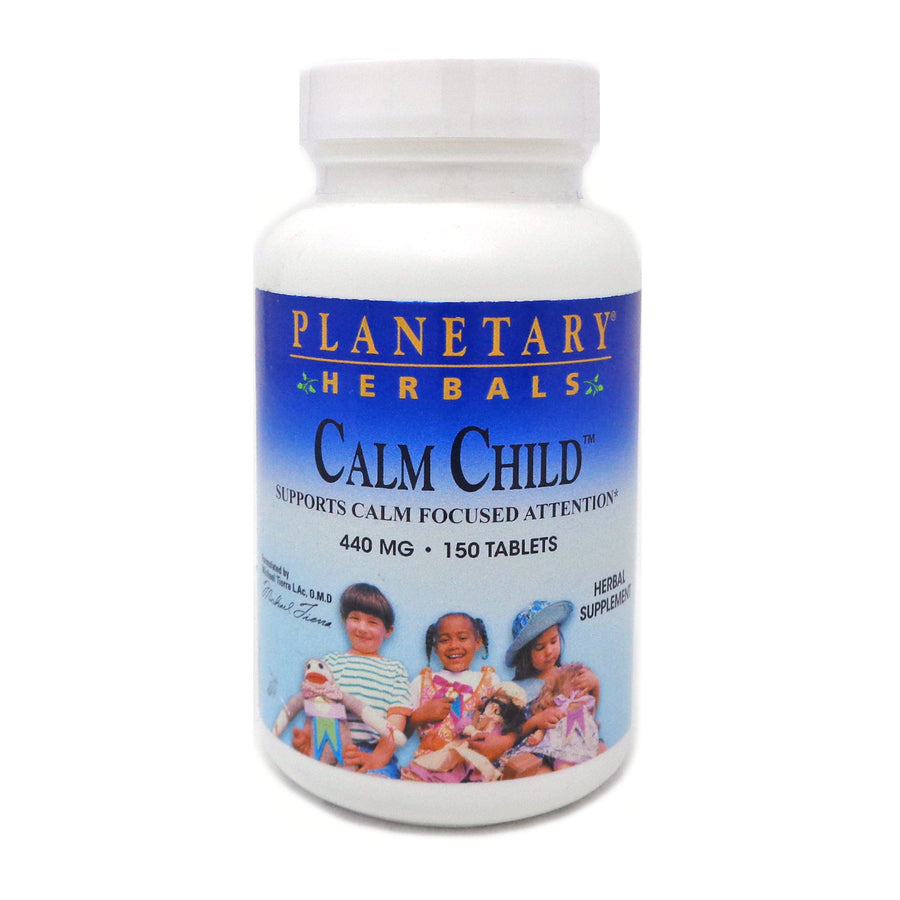 Planetary Herbals Calm Child - 150 Tablets