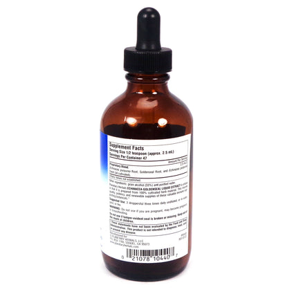 Planetary Herbals 100% Cultivated Echinacea-Goldenseal Extract - 4 oz