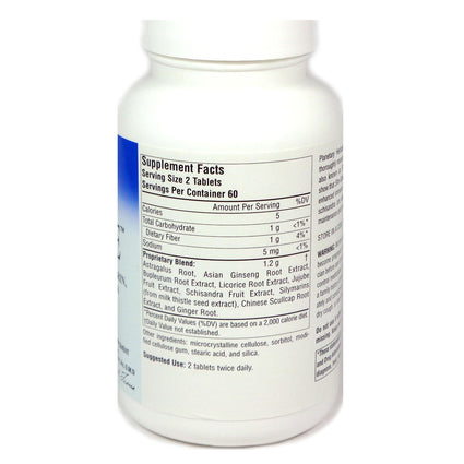 Liver Defense By Planetary Herbals - 120 Tablet
