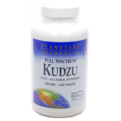 Planetary Herbals Full Spectrum Kudzu By - 240 Tablets