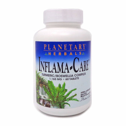 Inflama-Care By Planetary Herbals - 60 Tablets