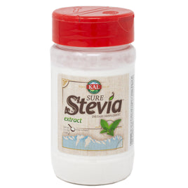 Sure Stevia Extract Powder 42 mg By KAL - 3.5 oz Powder