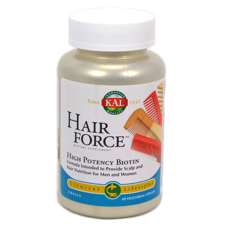 Hair Force By KAL - 60 Capsules