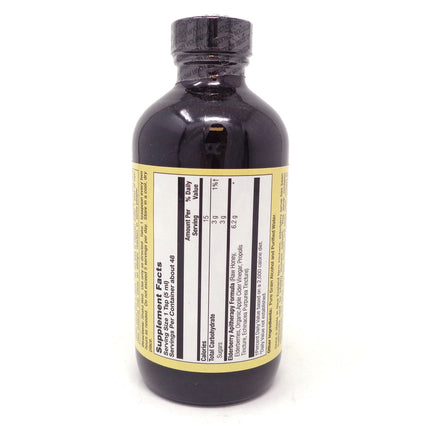 Elderberry Extract Cough Syrup By Honey Gardens - 8 Ounces