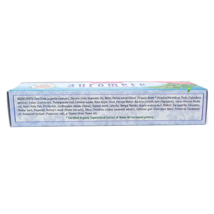 Auromere Imports Ayurvedic Herbal Toothpaste - 4.16 Ounces