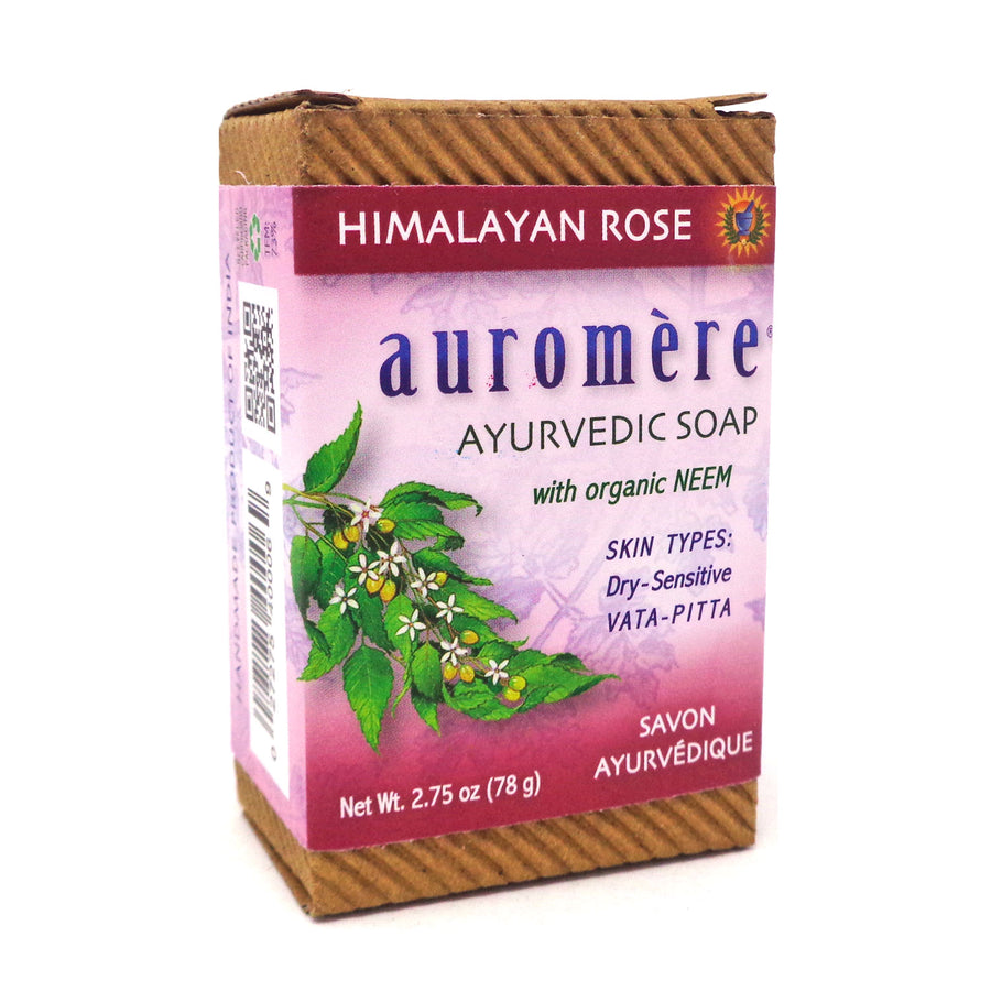 Auromere Imports  Ayurvedic Soap - 2.75 Ounces
