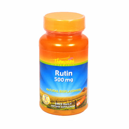 Rutin 500mg 500 mg By Thompson - 60  Tablets