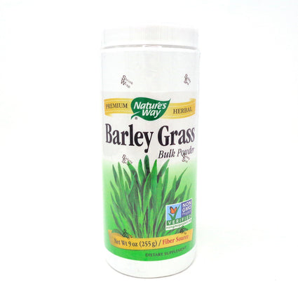 Barley Grass Bulk Powder By Nature's Way - 9 Ouncesx0Dx0A
