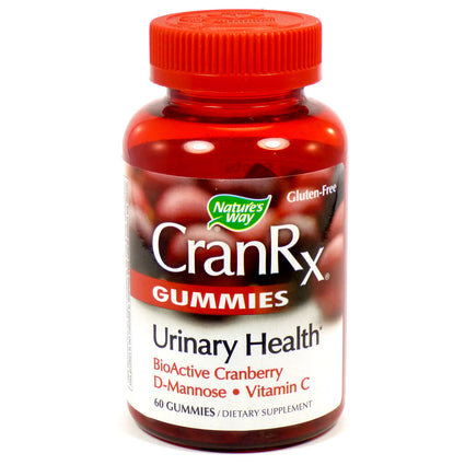 CranRx by Nature's Way - 60 Gummies