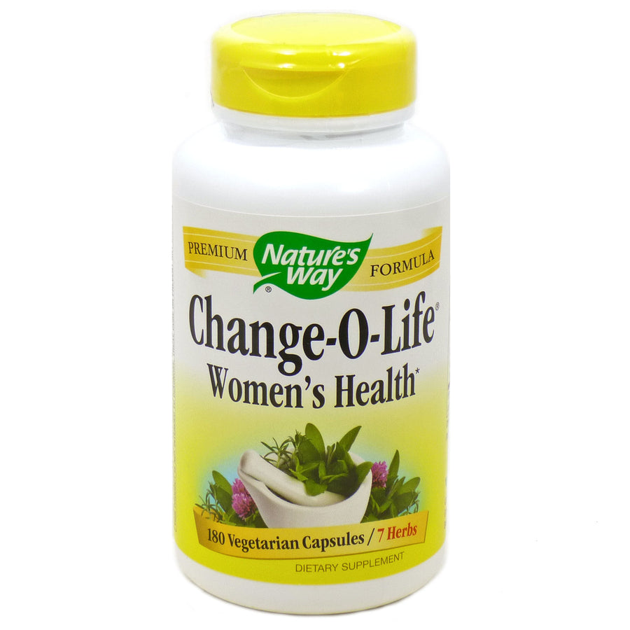 Change-O-Life Women's Health By Nature's Way - 180 Capsules