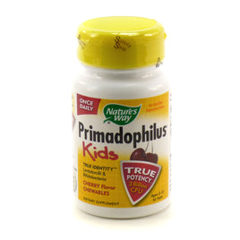 Primadophilus for Kids (Cherry) by Nature's Way - 30 Chewable Tablets
