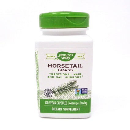 Horsetail Grass by Nature's Way - 100 Capsules
