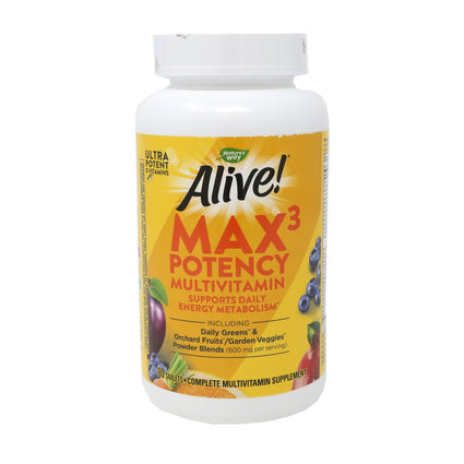 Alive! by Nature's Way 180 Tablets