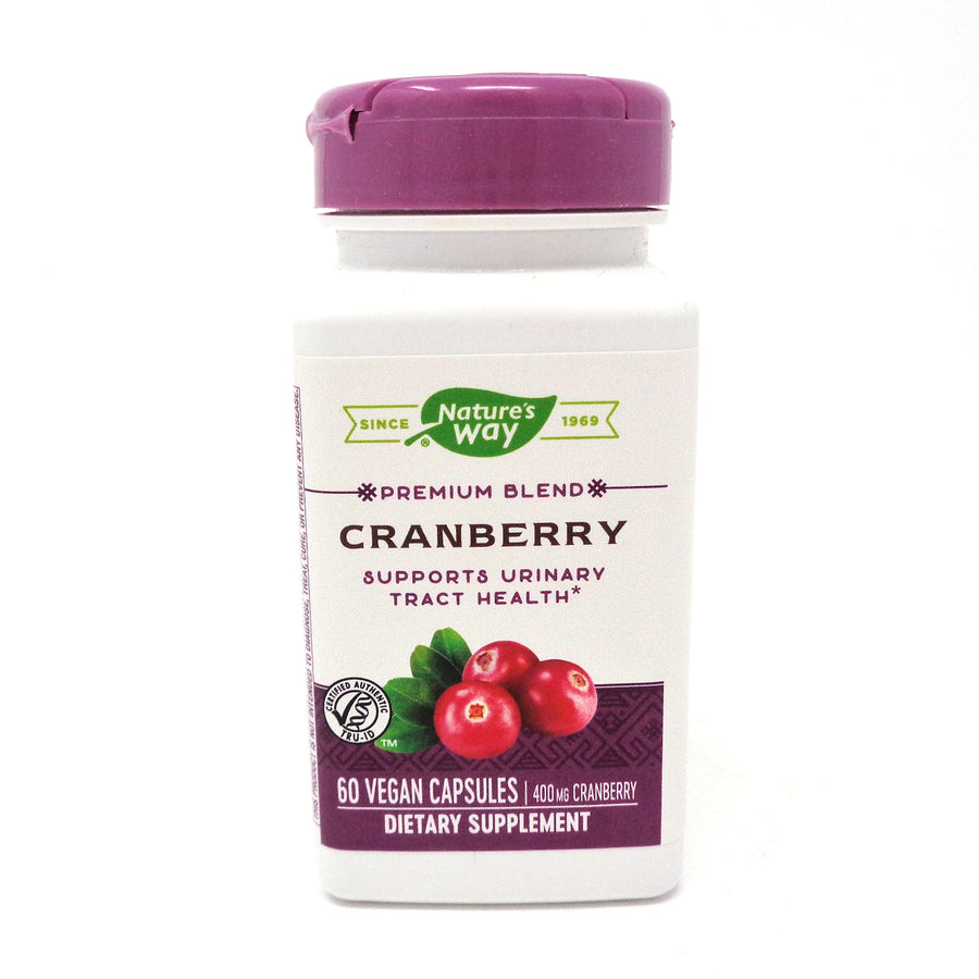Standardized Cranberry by Nature's Way - 60 Vegetarian Capsules