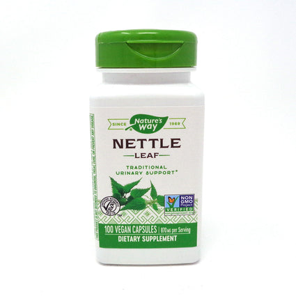 Nettle Herb by Nature's Way - 100 Capsules