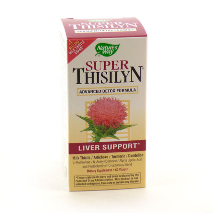 Super Thisilyn by Nature's Way 60 Vegetarian Capsules