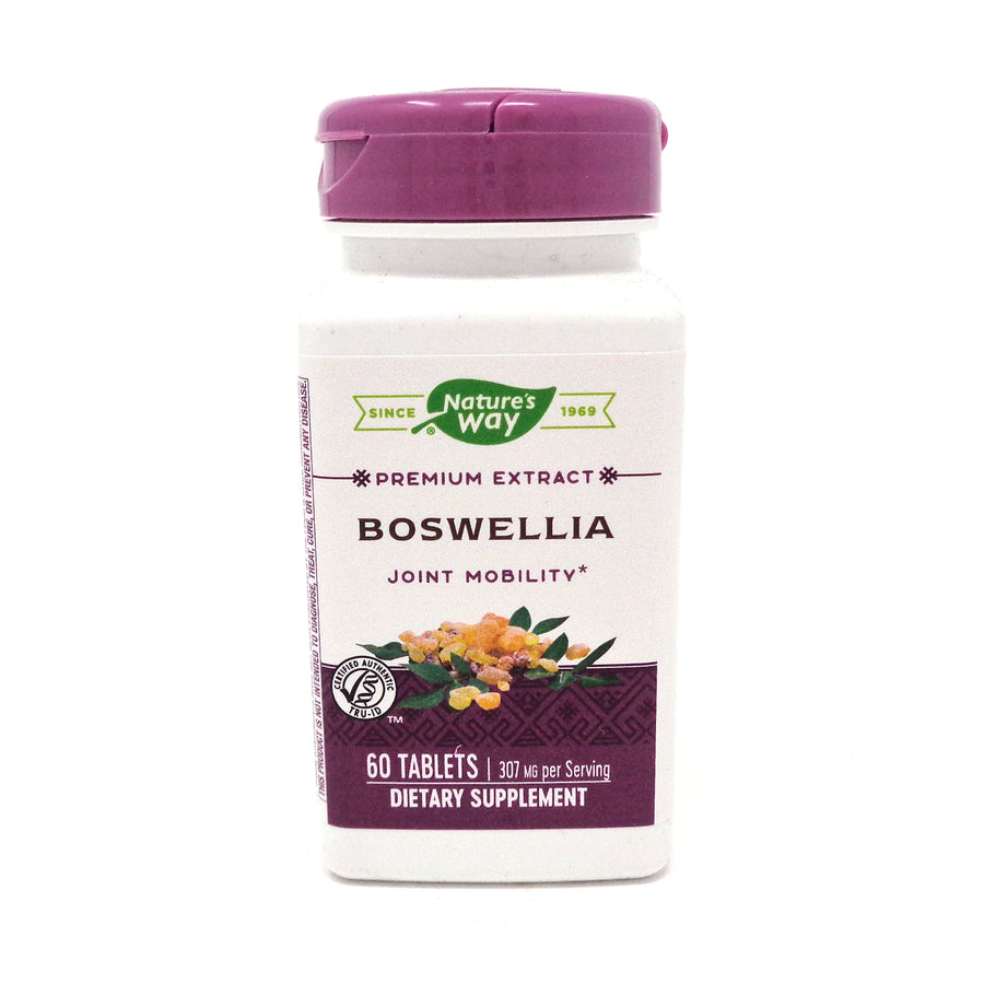 Boswellia by Nature's Way 60 Tablets