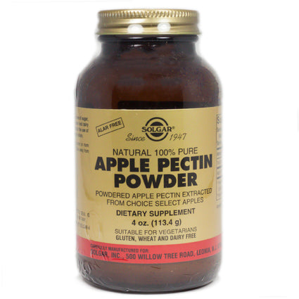 Solgar Apple Pectin Powder  - 4 oz Count