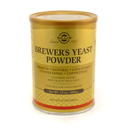 Solgar Brewer's Yeast  Powder  - 14 Ounces