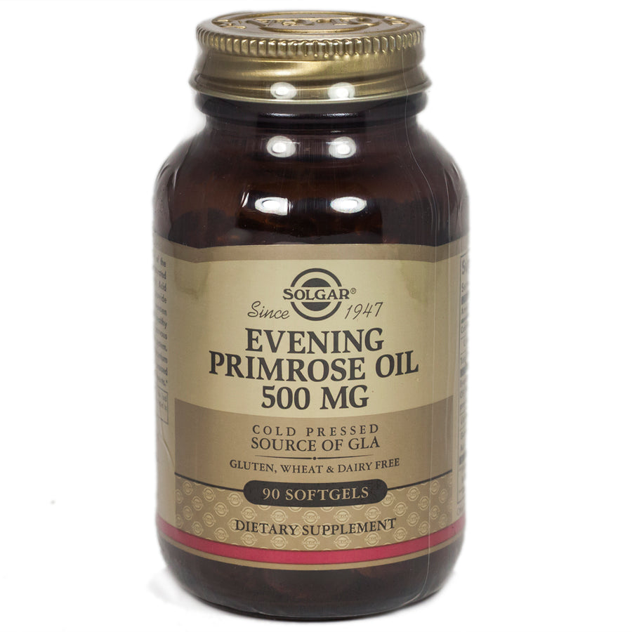Solgar Evening Primrose Oil 500 mg Softgels  - 90 Count