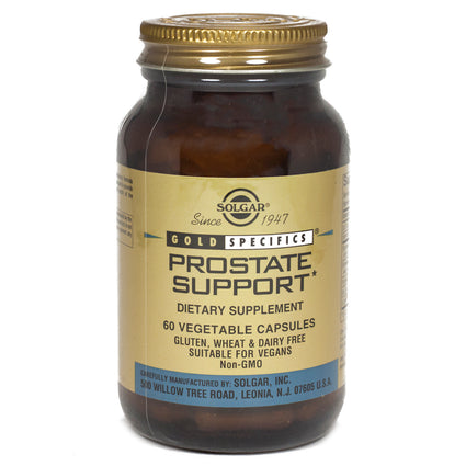 Solgar Prostate Support Vegetable Capsules  - 60 Count