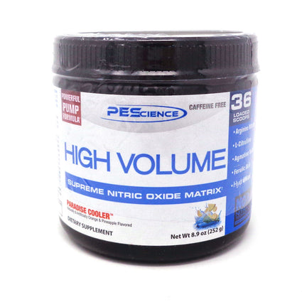 High Volue Paradise Cool By PES - 18 Servings