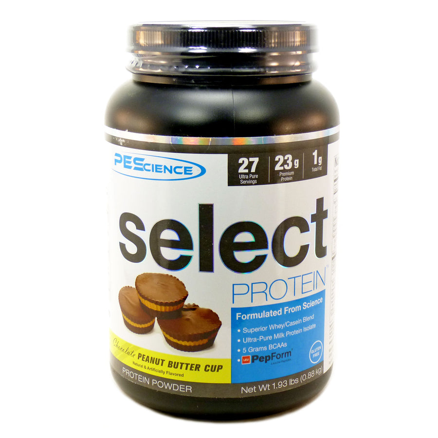 Select Protein Peanut Butter Cup By PEScience - 27 Servings