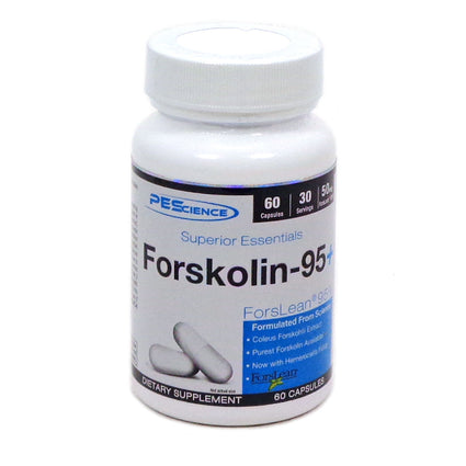 Forskolin-95 by PEScience - 60 Capsules
