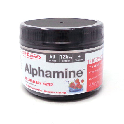 Alphamine Melon Berry Twist by PES - 60 Servings