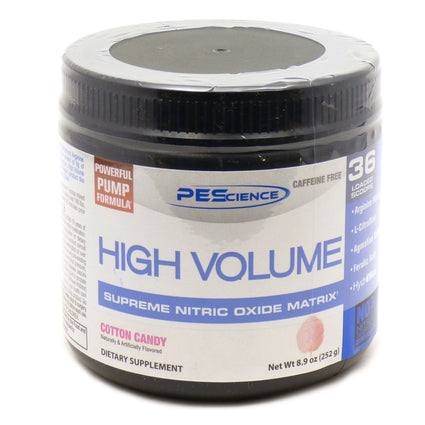 High Volume Cotton Candy By PEScience - 18 Servings