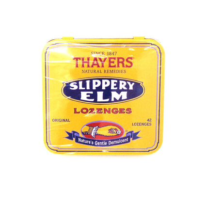 Thayer's Slippery Elm Lozenges - 42 Lozenges