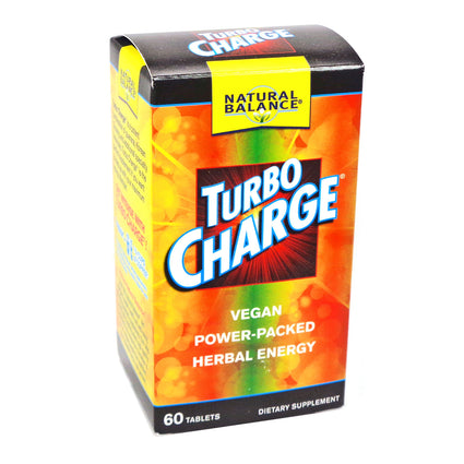 Turbo Charge by Natural Balance - 60 Tablets