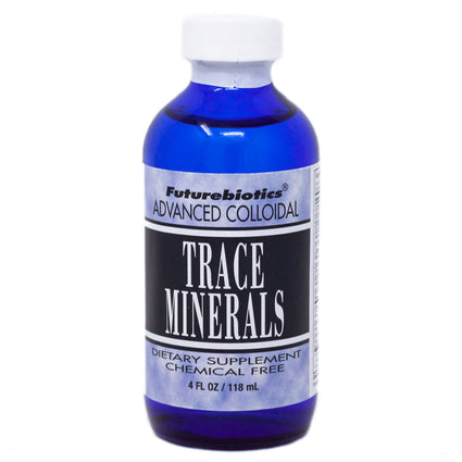 Futurebiotics Advanced Colloidal Trace Minerals - 4 Ounces