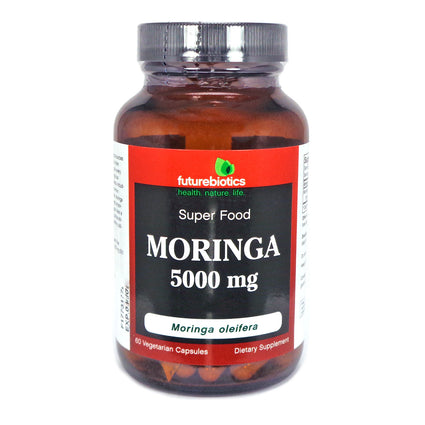 Futurebiotics Moringa 500 MG by Futurebiotics - 60 Capsules